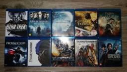 Blu-Rays Títulos Diversos