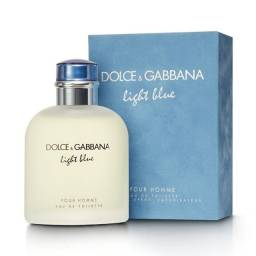 Perfume Light Blue Intense 100ml Eau De Parfum