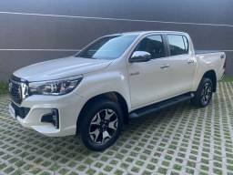 Toyita Hilux Cd SRX  2020 Apenas 34.935km rodados!!