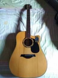 Vendo ou troco violão Folk  j.withe simi novo sem marcas de uso