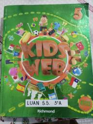 Livro Kids Web *usado*