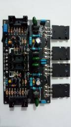 Título do anúncio: Amplificador de potência stereo