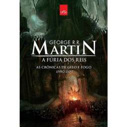 A Fúria dos Reis. As Crônicas de Gelo e Fogo - Livro 2 | LIVRO NOVO