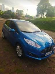 Ford Fiesta EcoBoost Titanium Plus em ótimo estado