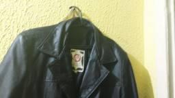 Jaqueta de couro (Promoção)