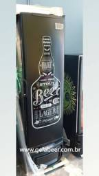 Cervejeira 230 Litros Gelopar Nova