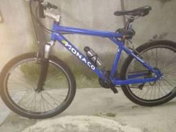 Vendo bicicleta Mônaco aro 26