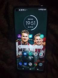 Smartphone Motorola mto g 8 azul capri 64 GB