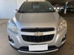 Chevrolet tracker 1.8 Ltz flex 2015/2015 prata