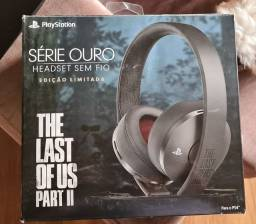 Headset Sem Fio Playstation