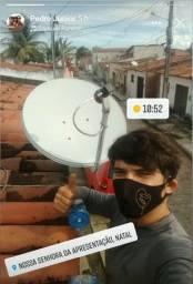 Apontamentos de antenas e instalaçoes *