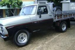Ford f 1000 motor mwm 229