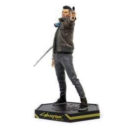 Action Figure Male V - Cyberpunk 2077 | Lacrada com garantia