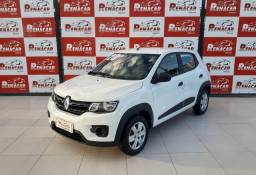 Renault Kwid Zen 1.0 Flex 12v 5p Mec. ipva 2021 pago.