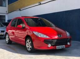 Peugeot 307 1.6 Flex Completo Presence Muito Zerado, com Teto Solar
