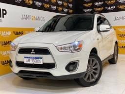 Mitsubishi ASX 2.0 160cv AWD Gasolina 2015 (Top c/ teto )