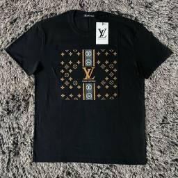 Camisetas importada malha peruana legítima.