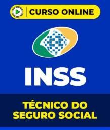 Curso preparatório para concurso do INSS
