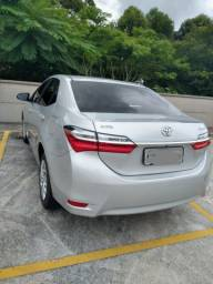 Vende se Corolla gli automático 2018
