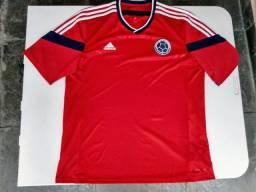 Camisa da seleção Colombiana