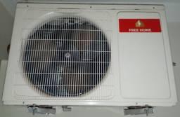 Ar Condicionado Split 12000 Btus Q/F 220V - Usado