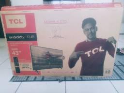 Tv 43 Led Fhd Tcl 43 S6500 Fs Hdmi/usb /wifi
