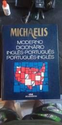Dicionário completo Michaelis inglês-português/português-inglês 2.000 páginas