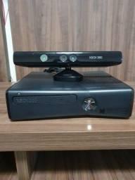 Xbox 360 original + Kinect