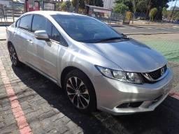 Honda Civic 2.0 Lxr Automático 2015 11mil km