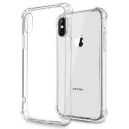 Capinha Transparente Para iPhone