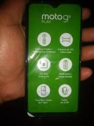 Moto g8 play v/ troco