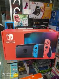Nintendo Switch a pronta entrega
