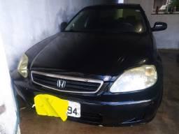 Honda Civic 2000 automatico + Hondash