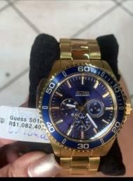 Relógio  Masculino Guess 100m/330