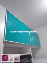 L.S Bairro Grama, 2 dormitórios, 1 banheiro, 1 vaga de garagem, área total 52 m²
