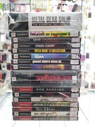 Jogos de PS1, PS2, PSP e PS Vita Usados e Novos