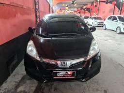 Honda Fit 2014 1 mil de entrada Aércio Veículosjn