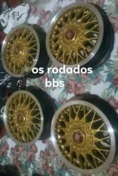 Rodas BBS aro 13