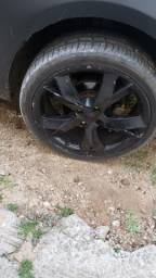 Vendo ou troco rodas aro 17 por roda menor
