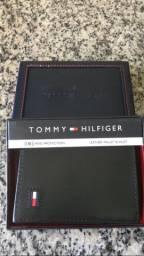 Carteiras masculinas tommy Hilfiger original