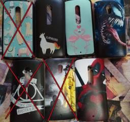 Capa Case Motorola X Play