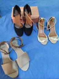 Desapegos sapatos 39/40 roupas G