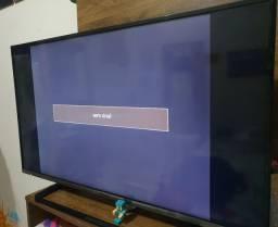 Smart TV Led 40'' Panasonic, Full HD, USB, Wi-fi, HDMI - TC40FS500B<br><br>