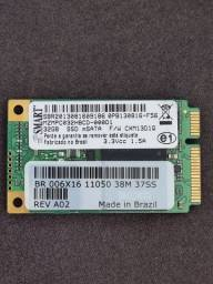 HD SSD mSata 32GB notebook Smart