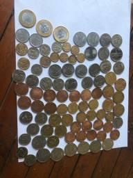 Vendo moedas