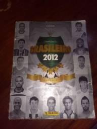 Album de figurinhas Brasileirão 2012 COMPLETO