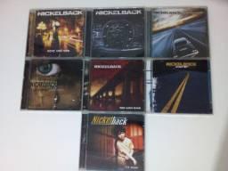 CDs Nickelback original!