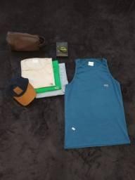 Camisa Regata Premium