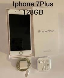 Título do anúncio: Iphone 7 Plus 128 Gb - Rosê