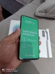 Moto G8 power 64GB/4 de RAM caixa e nota  (aceito cartão)